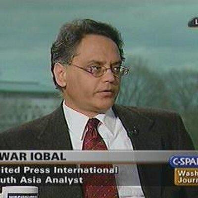 Anwar Iqbal on Muck Rack