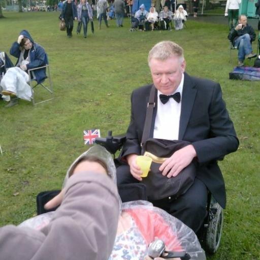 wheelchair chef