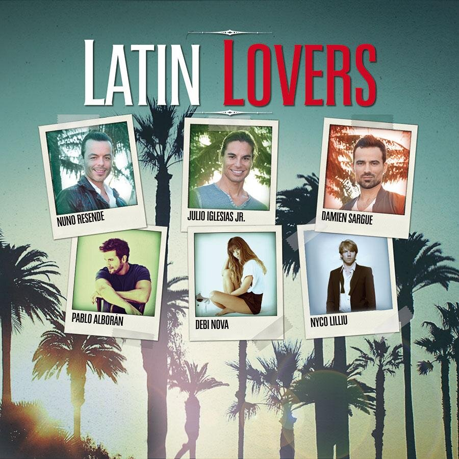 The Latin Lovers 86