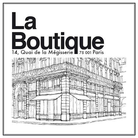 Laboutique paris laboutiqueparis twitter - Quai de la megisserie ...