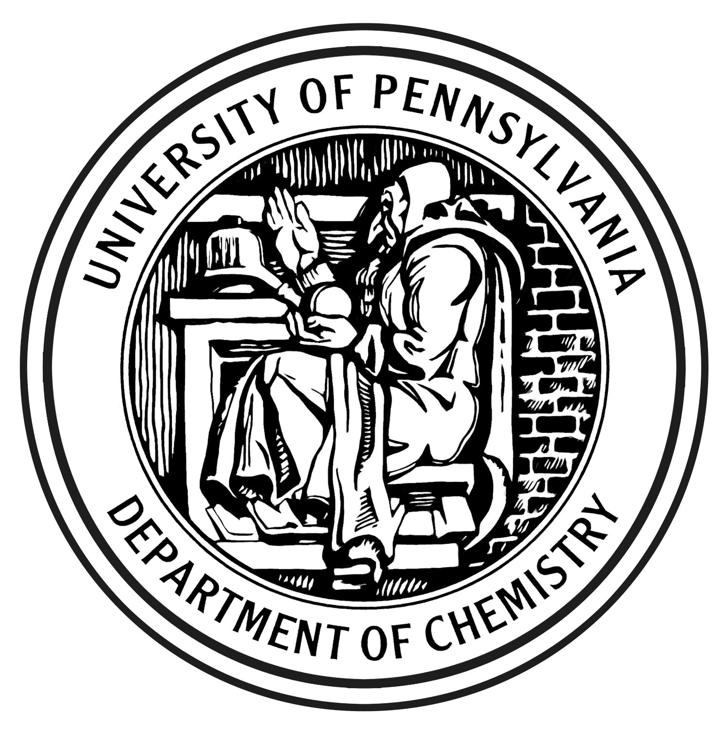Penn Chemistry On Twitter Day 2 Of 7 7 Black And White Photos Of