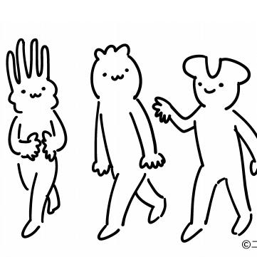 シュールな4コマ漫画集めました!!