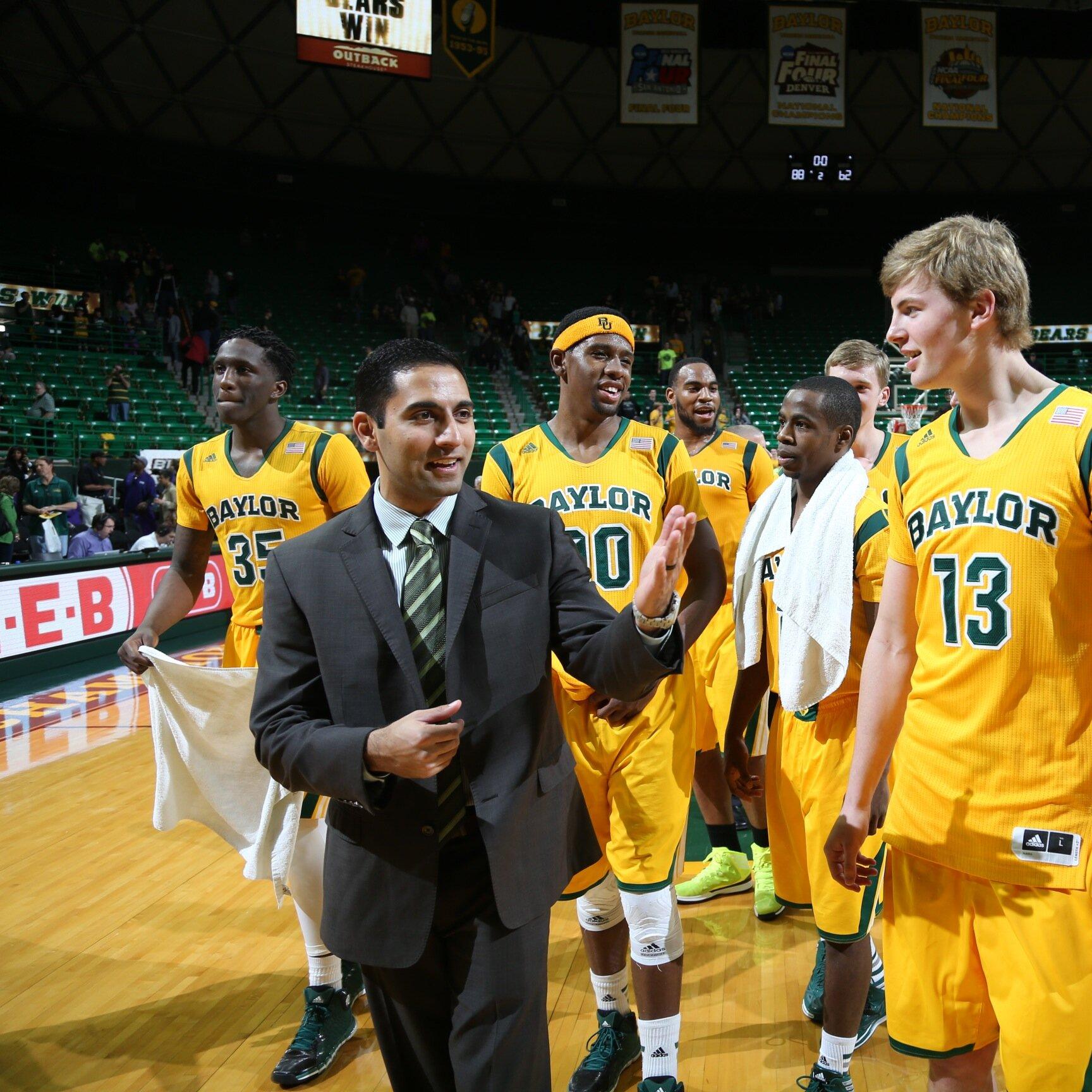Christ Follower, Husband, Baylor Men's Basketball Assoc Dir Recruiting/Ops, fmr TX high school bball coach #outworkeveryone