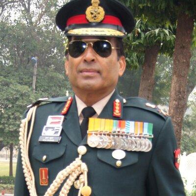 Lt Gen Gyan Bhushan
