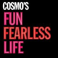 @Cosmopolitan @funfearlesslife #FunFearlessLife