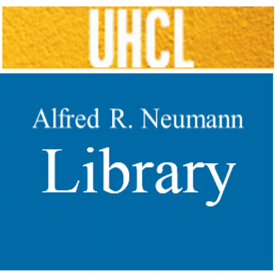 uhcl library thesis
