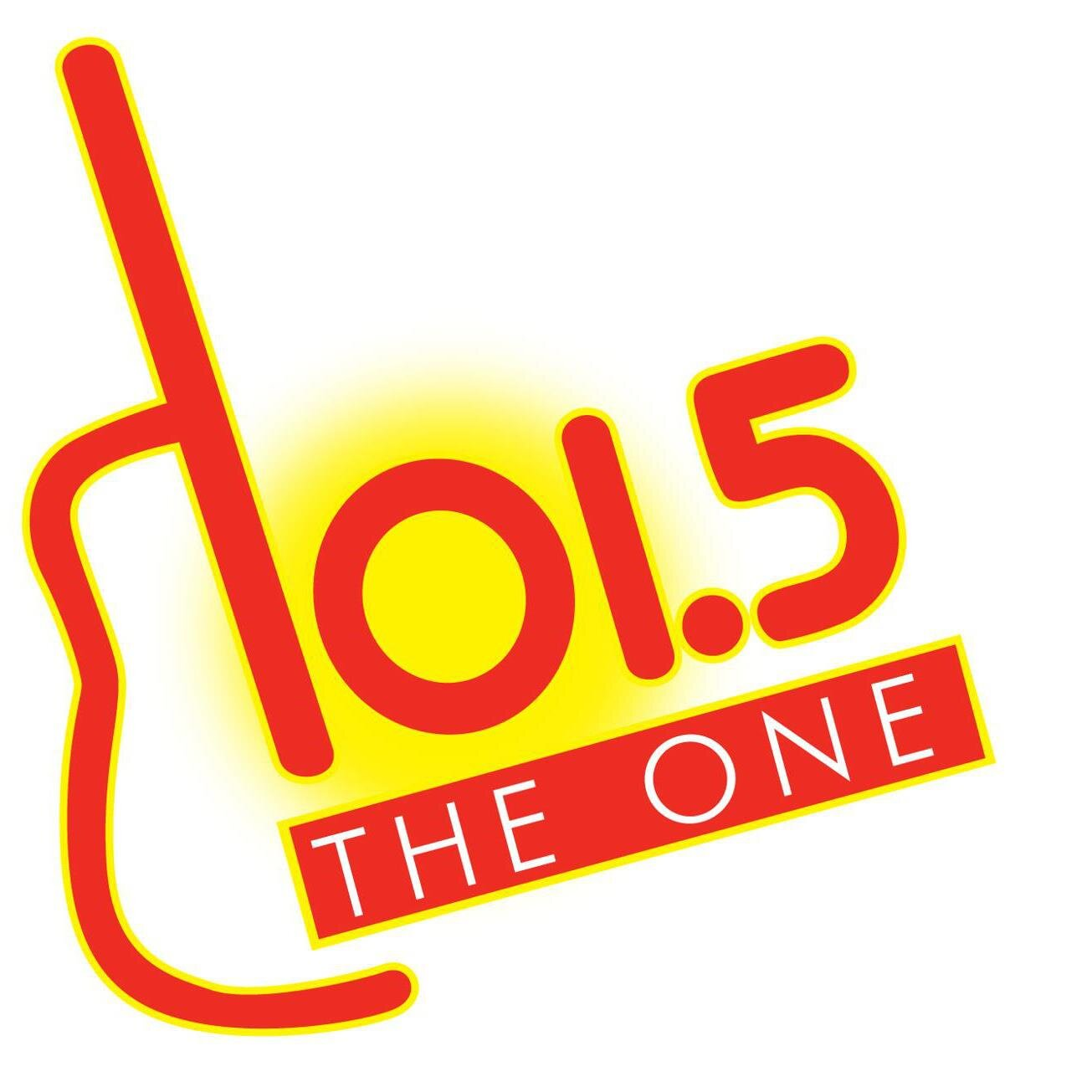 Image result for 101.5 the one