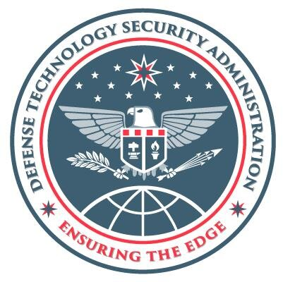Defense Technology Security Administration Logo