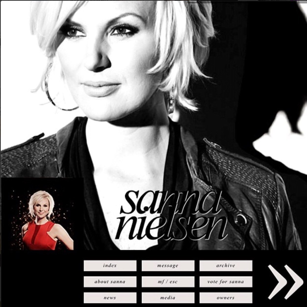 Sanna Nielsen: Sanna.nielsen.news (@SannaNews)