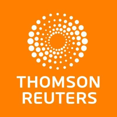 Thomson Reuters Corp : Financial market analysis from the