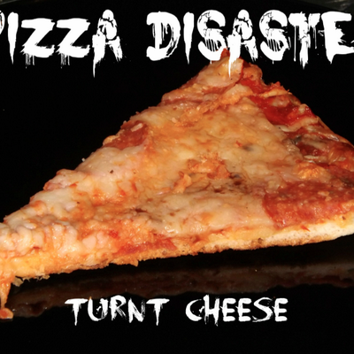 Pizza Disaster On Twitter Fun Fact Crusty Bitz Was Almost