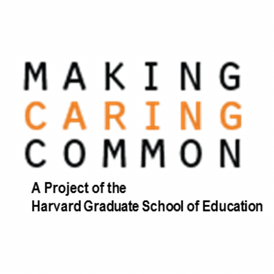 Common Language Caring Making Caring Common