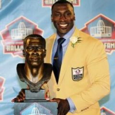 shannon sharpe (@ShannonSharpe) Twitter profile photo
