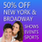 50% Off New York