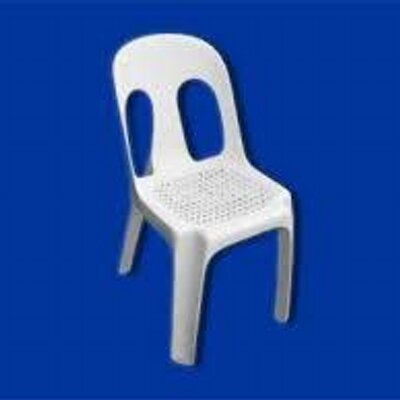 Chaise plastique plaisechastique twitter - Peindre chaise plastique ...