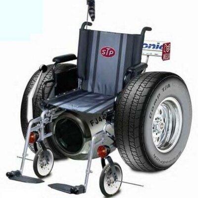 wheelchair porn