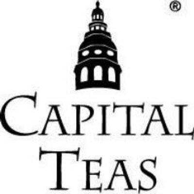 Capital Teas logo