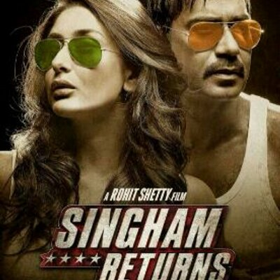 Singham Returns FC (@Singham2Movie) | Twitter