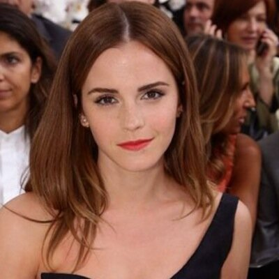 Jennifer Lawrence, Emma Watson flank Dior CEO at couture