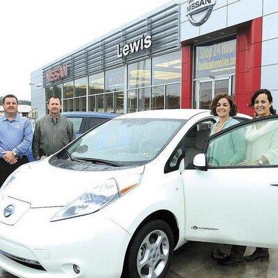 Lewis Nissan