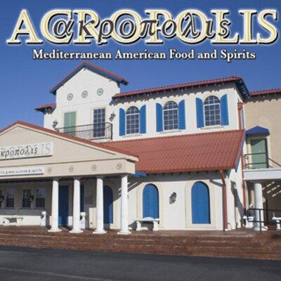 Acropolis restaurant theacropolis twitter for Acropolis cuisine