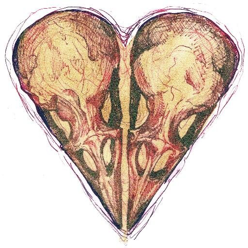 Gilded cage gildedcageuk twitter for Gilded heart tattoo