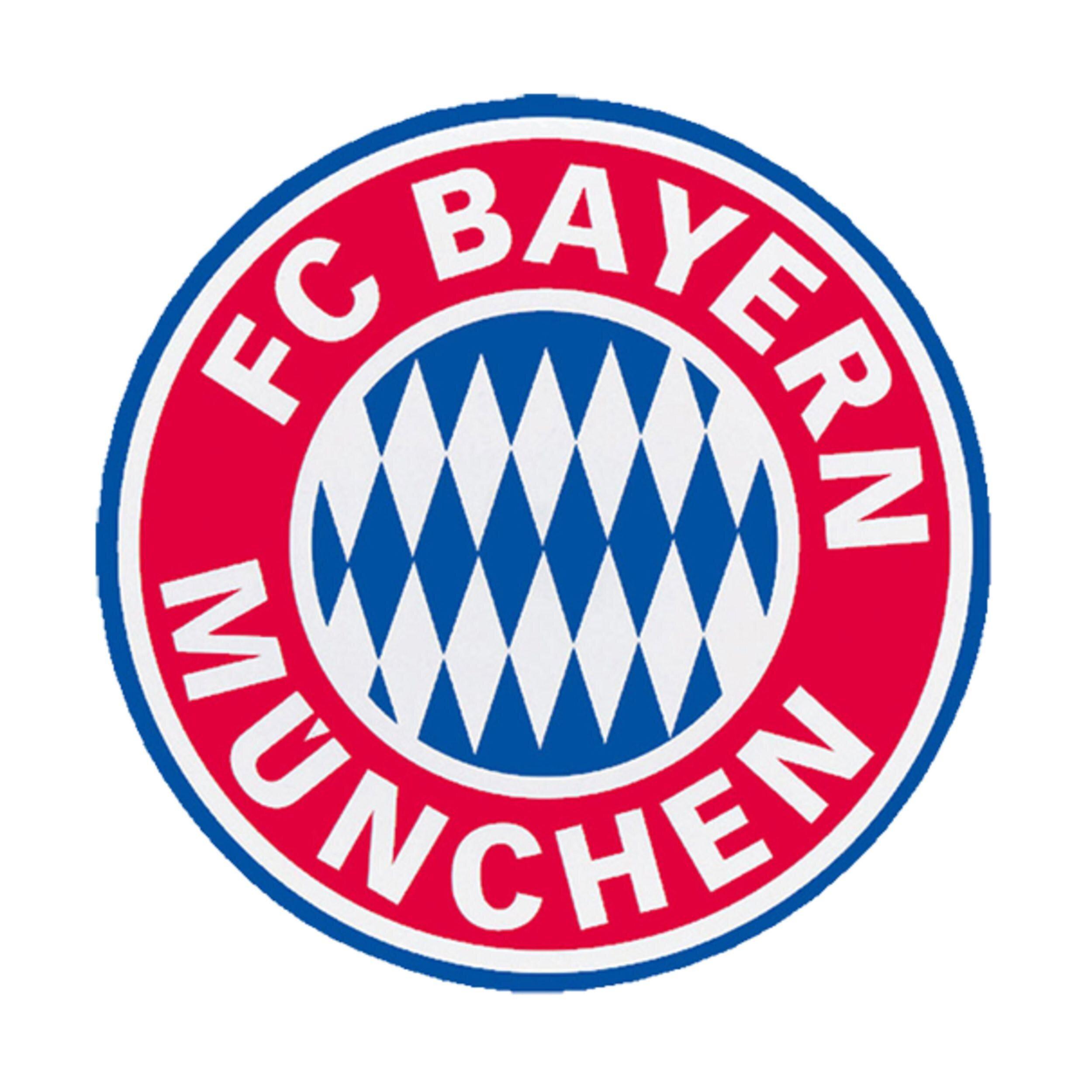 fc bayern logo zum ausmalen  kinder ausmalbilder