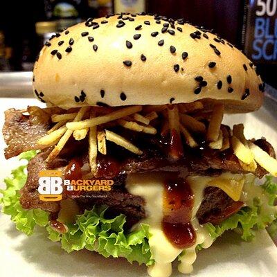 Backyard Burgers CDO