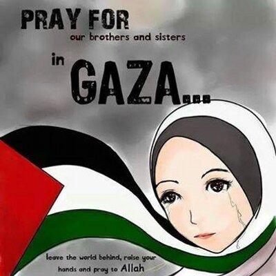 pray 4 palestine (@fatmabafazel) twitterPray For Palestine #5