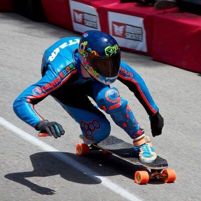 Patrick Switzer On Twitter My Beat Engel Dh Skate Helmet Is On