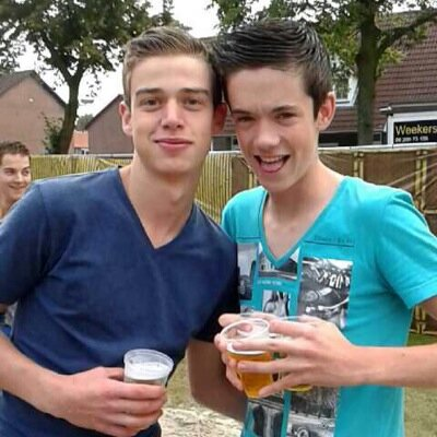THIJS IS GAY