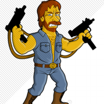 Brilliant The Best Cn Jokes On Twitter Chuck Norris Once Ate His Own Personalised Birthday Cards Sponlily Jamesorg