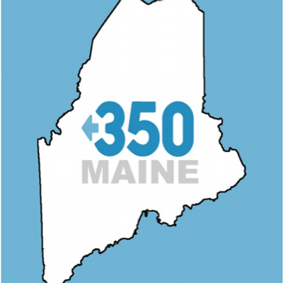 350 Maine (@350Maine) Twitter profile photo