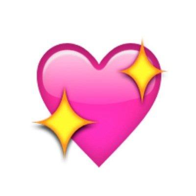 Pink Heart Emoji Jannoskains Twitter