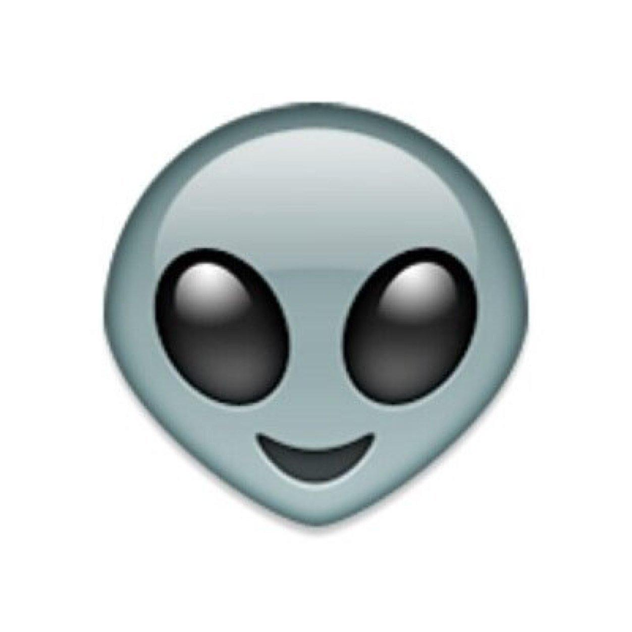 Alien Emoji At Beinwvsn Twitter