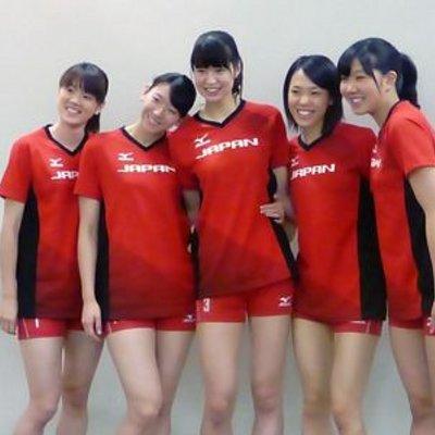 全日本女子バレーボール代表 (@k...