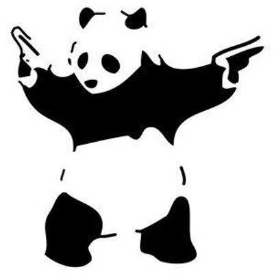 Gay panda bear