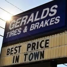 Gerald's Tires