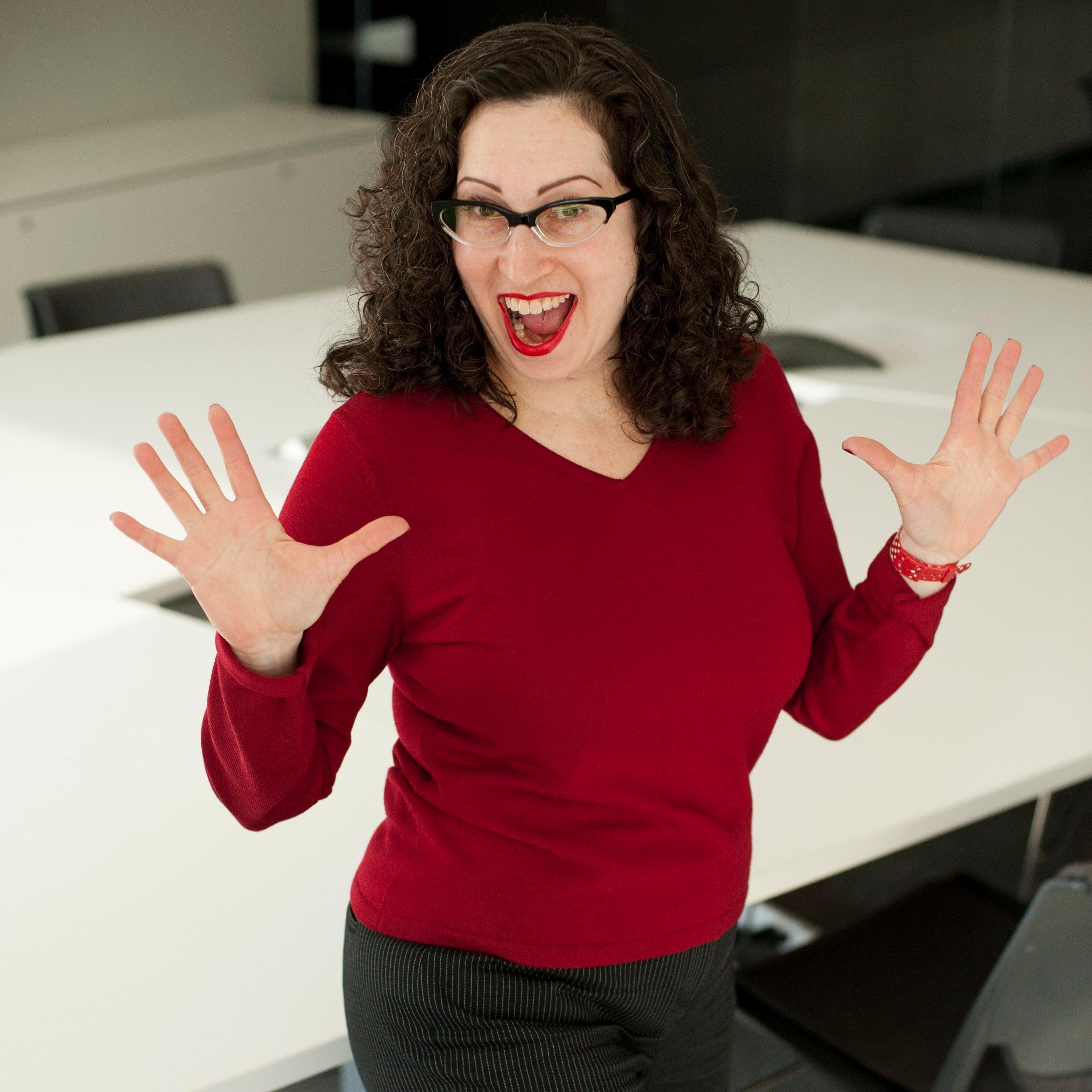 Photo of Elisa Lichtenbaum