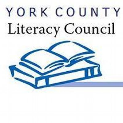 York County Literacy Council Logo