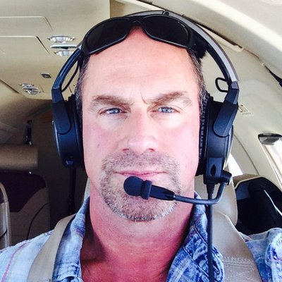 Twitter profile picture for Christopher Meloni