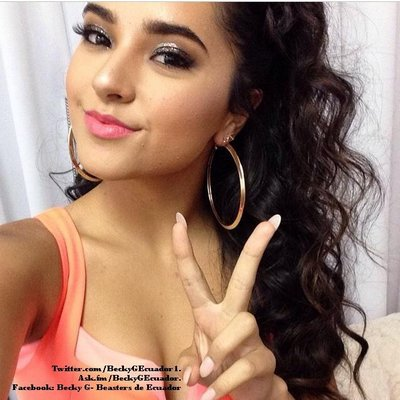 Becky g dancing on stage 10