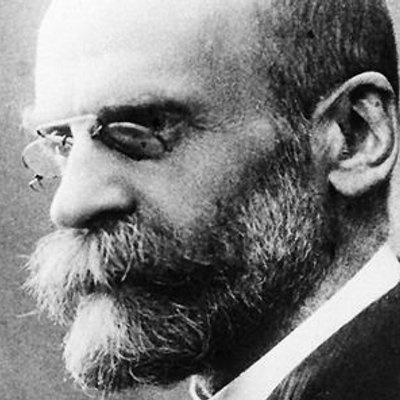 a comparison of anthropological and sociological ideas of franz boas and emile durkheim