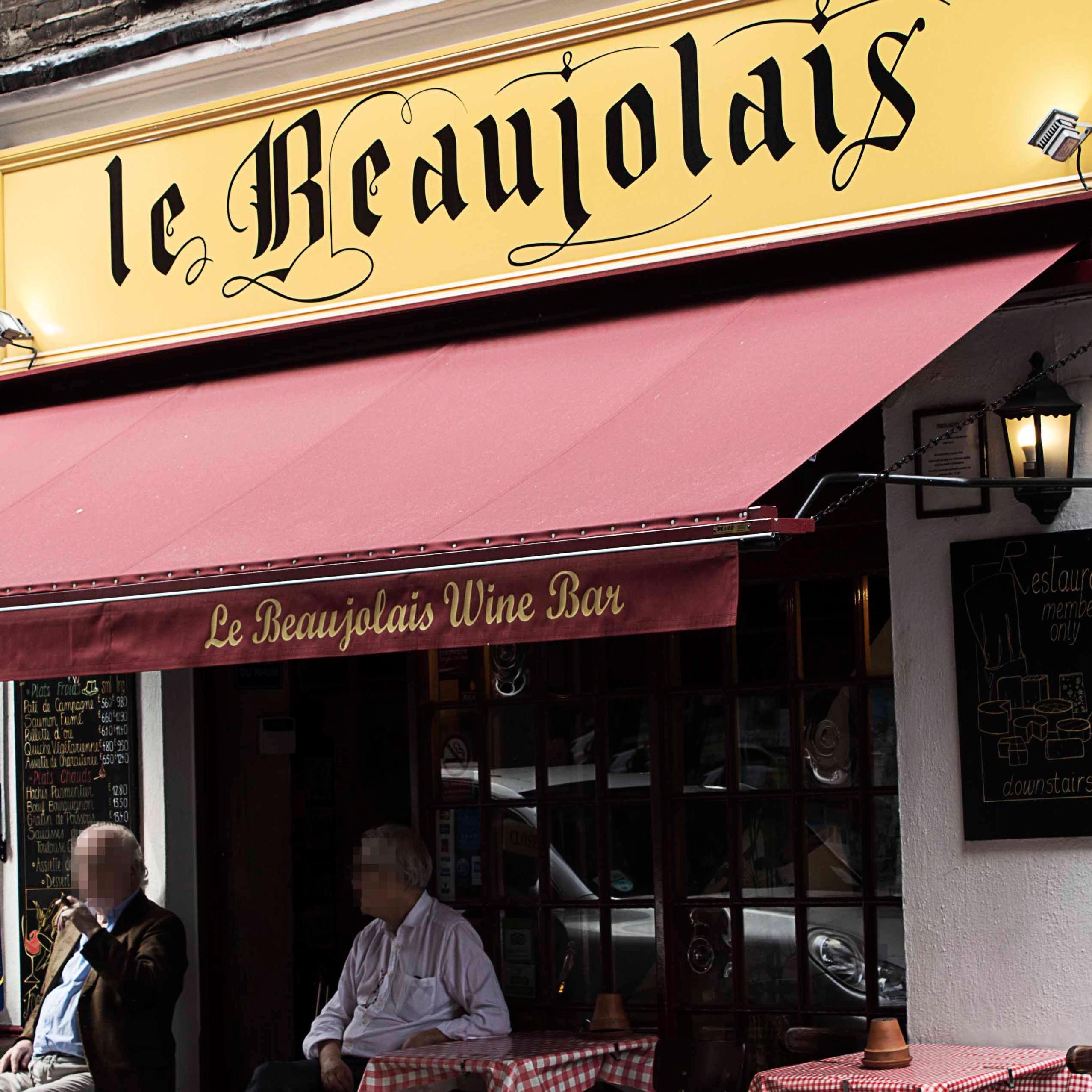 Logo de la société Le Beaujolais