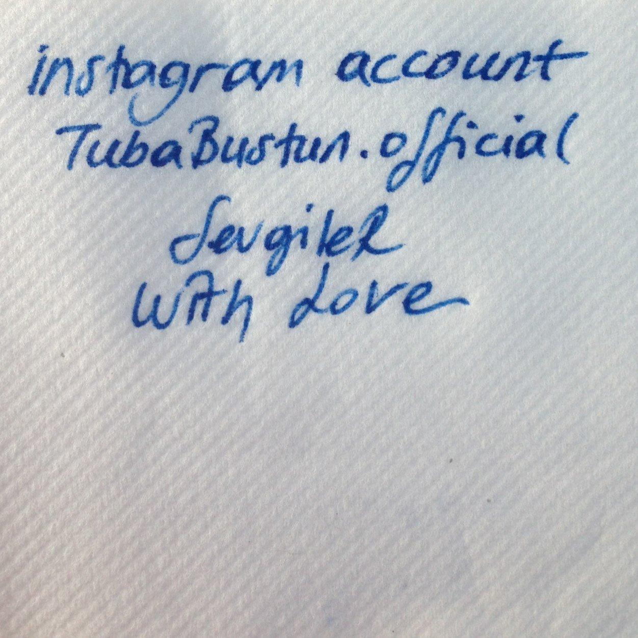 @TubaBustun