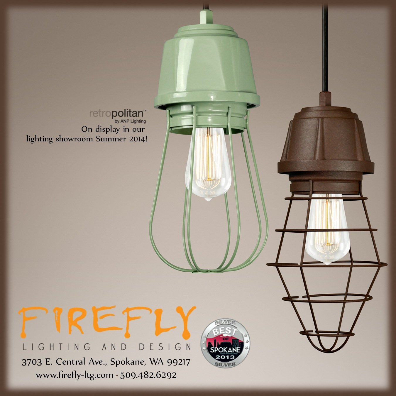 Firefly lighting