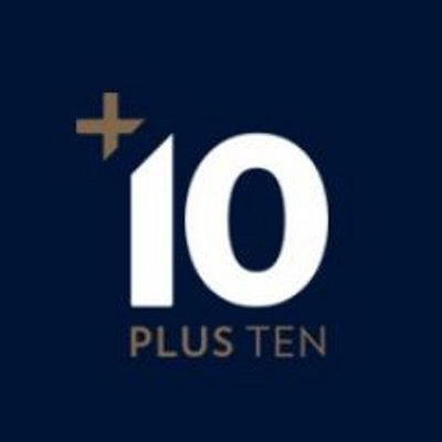Image result for plus 10 registration logo