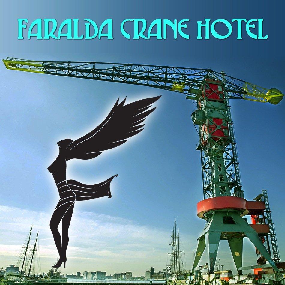 crane hotel faralda kraanhotel twitter. Black Bedroom Furniture Sets. Home Design Ideas