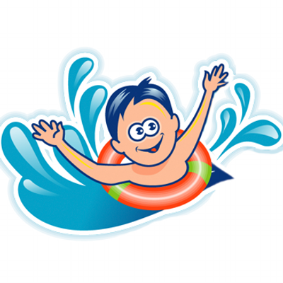 water parks water parks twitter rh twitter com water park clipart black and white Water Theme Park Clip Art