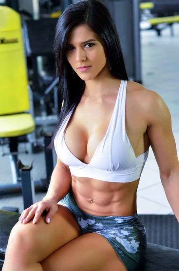 Chicas Fitness 3 Chicasgym Twitter